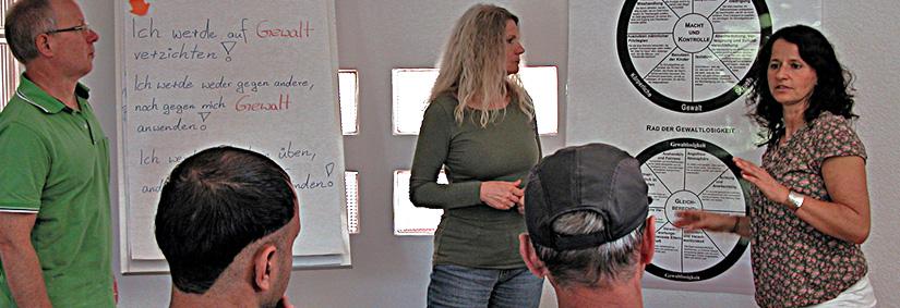 Beratungsstelle Contra häusliche Gewalt vom ASZ berät vertraulich und persönlich in Form von Coachings