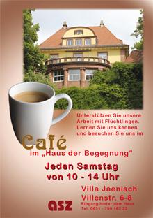 Cafe des Haus der Begegnung