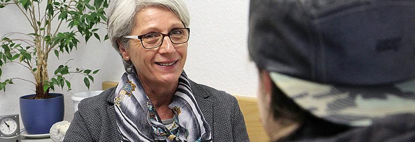 Sozialberatung durch das ASZ in Kaiserslautern.