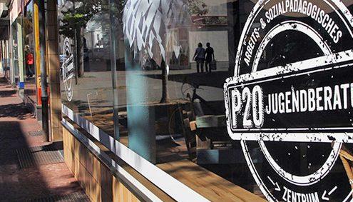 P20 Jugendberatung in der Pirmasenser Straße 20 in Kaiserslautern